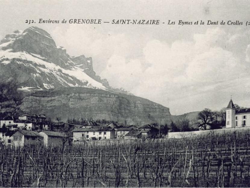 Saint nazaire les eymes : village rural Cimm immobilier