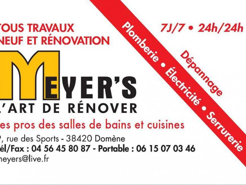 Meyer's, l'art de rénover Cimm immobilier