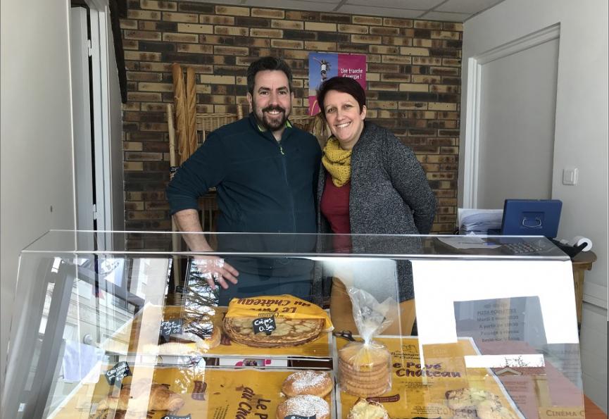 Interview commerçant – boulangerie perraud et fils Reseau blain habitat