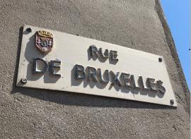 Rue de bruxelles -vendu - loue et gere  Jacquard immobilier