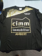 Equipe de foot Cimm immobilier