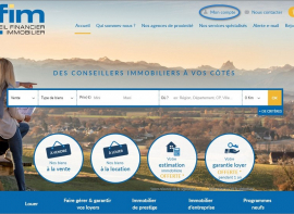 Les français font de plus en plus confiance à l'agence immobilière Cofim