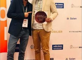 Palmarès de l'immobilier 2019 : log'ici finaliste ! Log'ici morlaas
