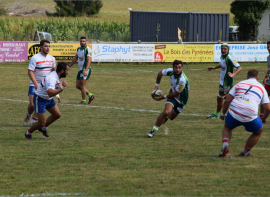 2ème Édition du log'ici rugby challenge - reporte en raison du covid-19 Log'ici morlaas