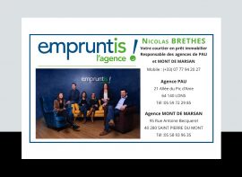 Nouvelle news Log'ici immobilier