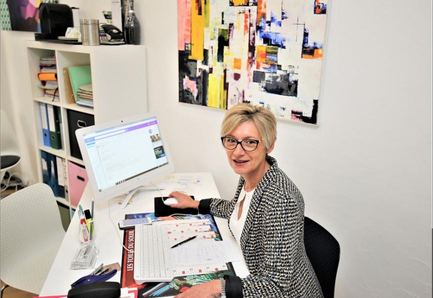 Muriel robert -consultante immobilière - agence perpignan - 9 rue des 3 journées Les professionnels de l'immobilier