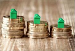 les taux des crédits immobiliers à nouveau en baisse New house immobilier