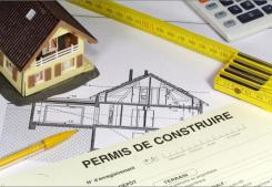 La modification de terrain autorisée par le permis de construire ? New house immobilier