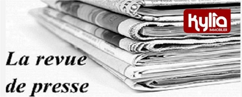 La revue de presse de la semaine du 19 au 25 octobre 2020 Kylia immobilier