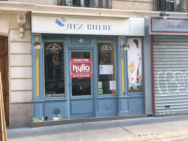 Une nouvelle affaire vendue par kylia commerce pontoise  Kylia immobilier