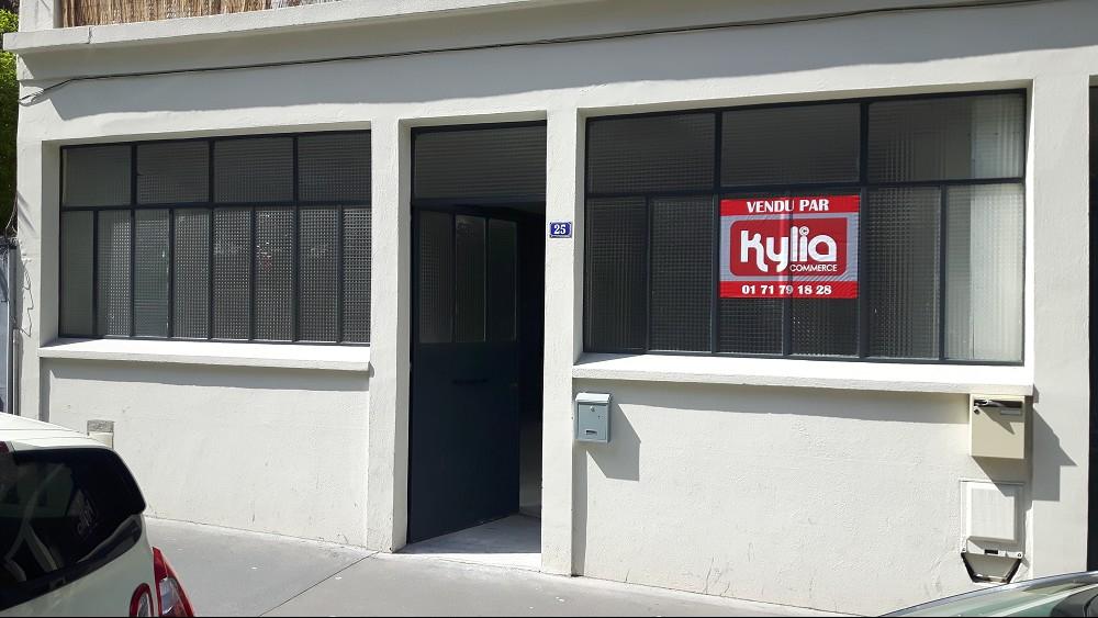 Une nouvelle affaire loué par kylia commerce pontoise Kylia immobilier
