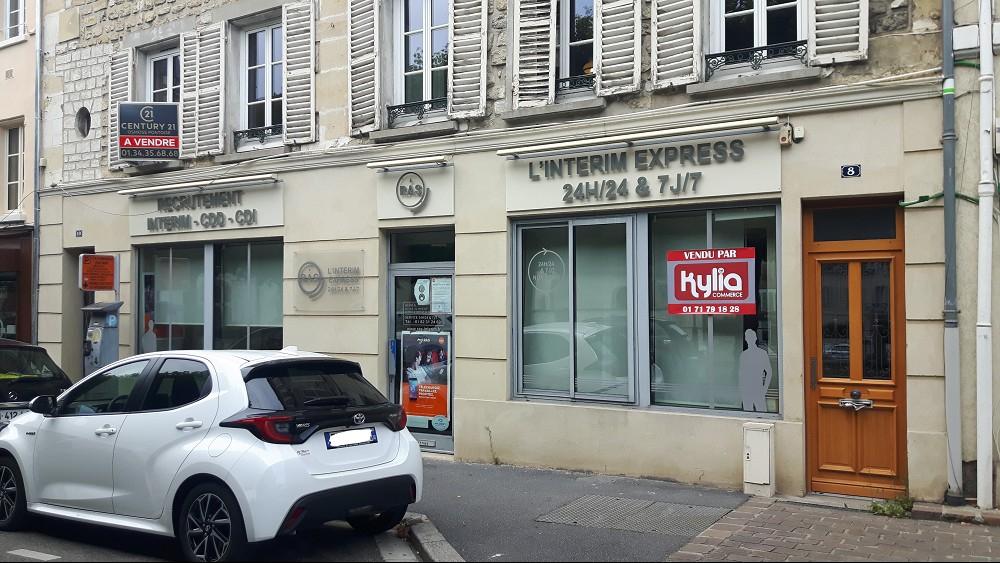 Une nouvelle affaire louée par kylia commerce pontoise  Kylia immobilier