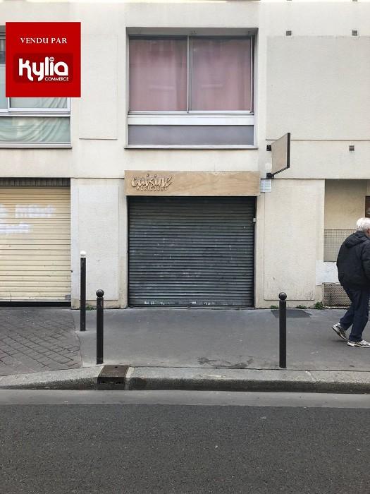 Une nouvelle afffaire vendue par kylia commerce paris  Kylia immobilier