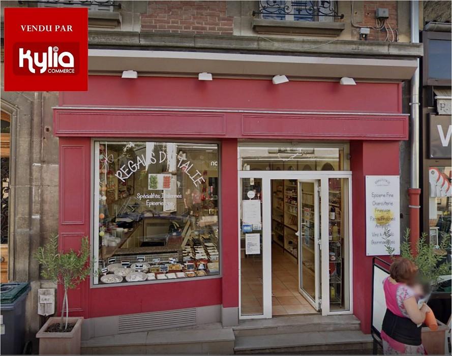 Une nouvelle affaire vendue par kylia commerce versailles Kylia immobilier
