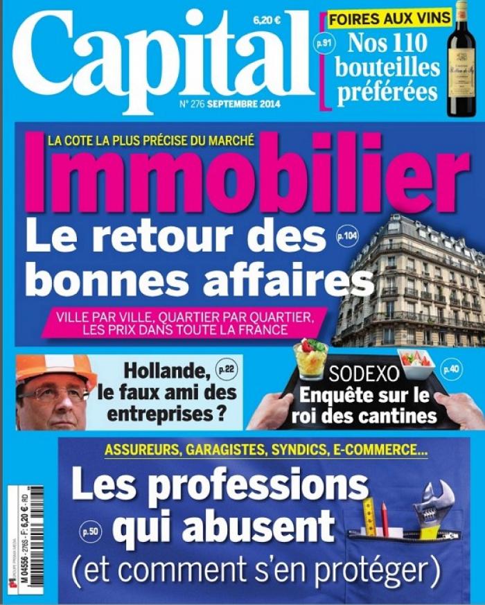 Capital  Le bottin immobilier