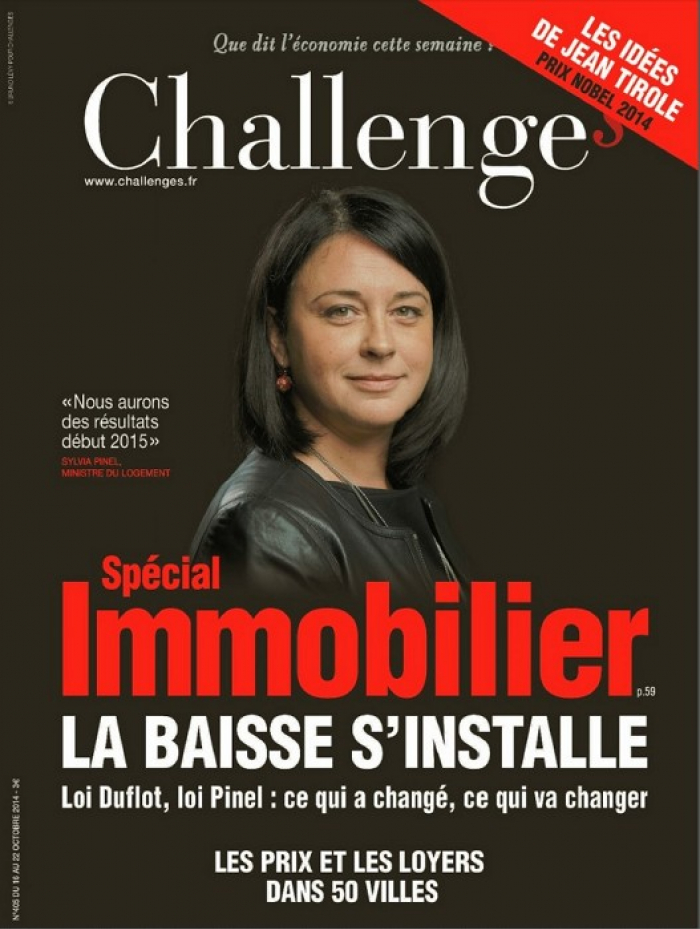 challenges special immobilier Le bottin immobilier