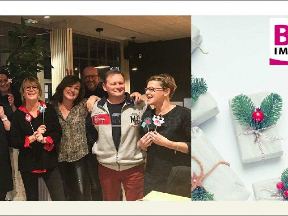 Toute l'équipe vous souhaite de joyeuses fêtes de fin d'année Le bottin immobilier
