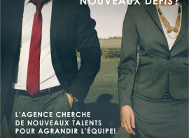 L'agence brusson recrute Brusson immobilier