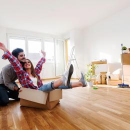 L'âge idéal pour acheter un logement ? entre 25 et 34 ans L'agencerie