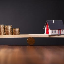 Crédits immobiliers: infime remontée des taux en début d'année L'agencerie