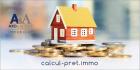 Calculs en ligne de crédit immobilier A&a immobilier - axo & actifs