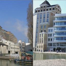 Pantin : en 10 ans le canal à bien changé  Grand paris immo transaction