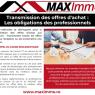 DÉontologie Maximmo cg transaction