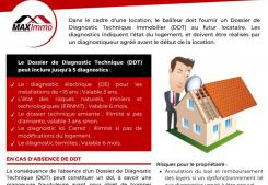 Les diagnostics obligatoires pour une location  Maximmo cg transaction