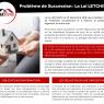 Problème de succession : la loi letchimy Maximmo cg transaction