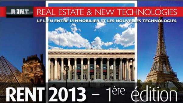 Salon paris rent 2013 : real estate & new technologies  Adapt immo