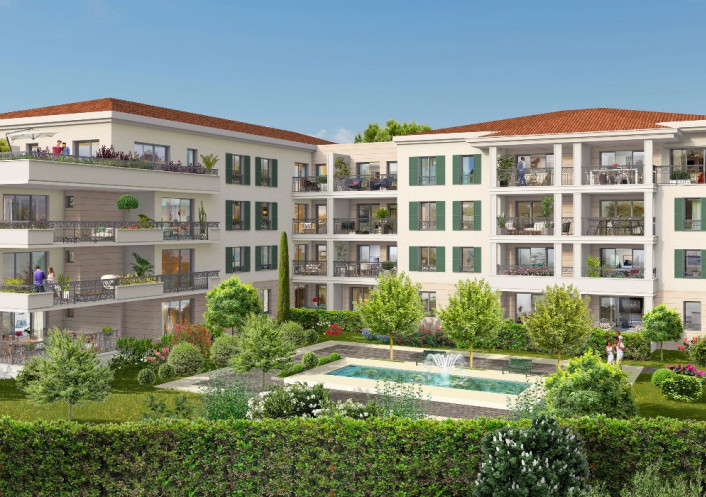 Programme neuf Aix En Provence Bouches Du Rhône 130334 Espace en travaux