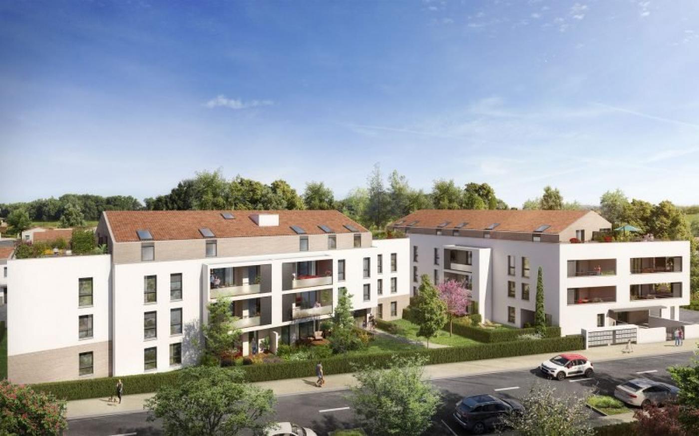 Programme neuf Plaisance-du-touch Haute Garonne 31066366 B2i conseils