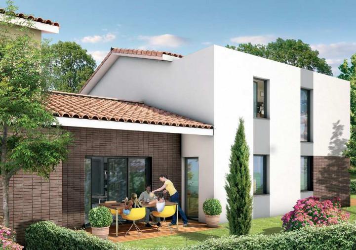 Programme neuf Tournefeuille Haute Garonne 311272 L'habitat immobilier