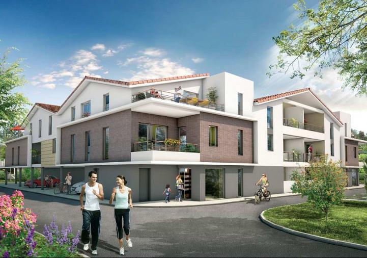 Programme neuf Tournefeuille Haute Garonne 311274 L\\\'habitat immobilier
