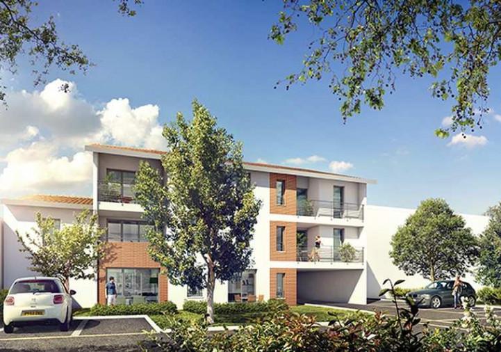 Programme neuf Toulouse Haute Garonne 311275 L\\\\\\\'habitat immobilier