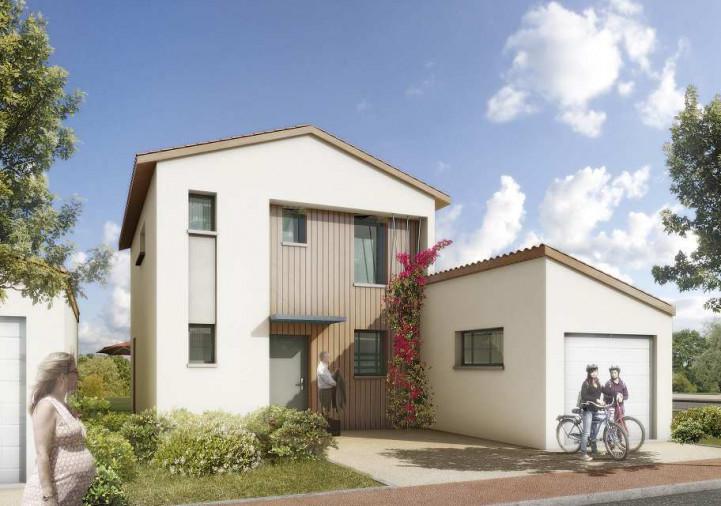 Programme neuf Brax Haute Garonne 311276 L\\\\\\\\\\\\\\\'habitat immobilier