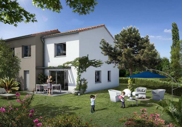 Programme neuf Toulouse Haute Garonne 3113241 Acantys immobilier