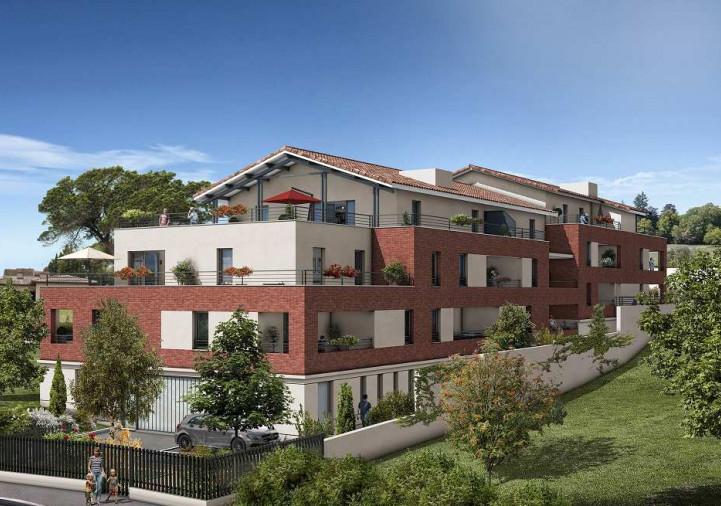Programme neuf Castanet-tolosan Haute Garonne 3113242 Acantys immobilier