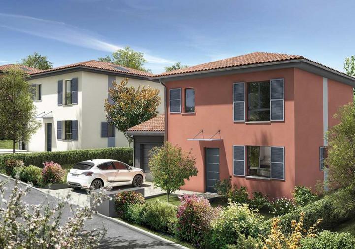 Programme neuf Saint-loup-cammas Haute Garonne 3113247 Acantys immobilier