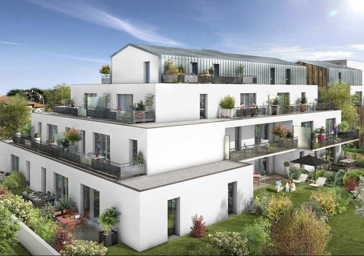 Programme neuf Toulouse Haute Garonne 3113252 Acantys immobilier