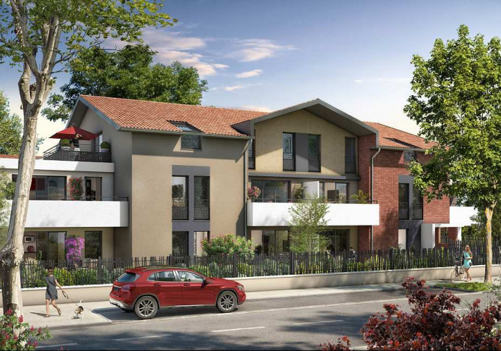 Programme neuf Saint-jean Haute Garonne 3113253 Acantys immobilier