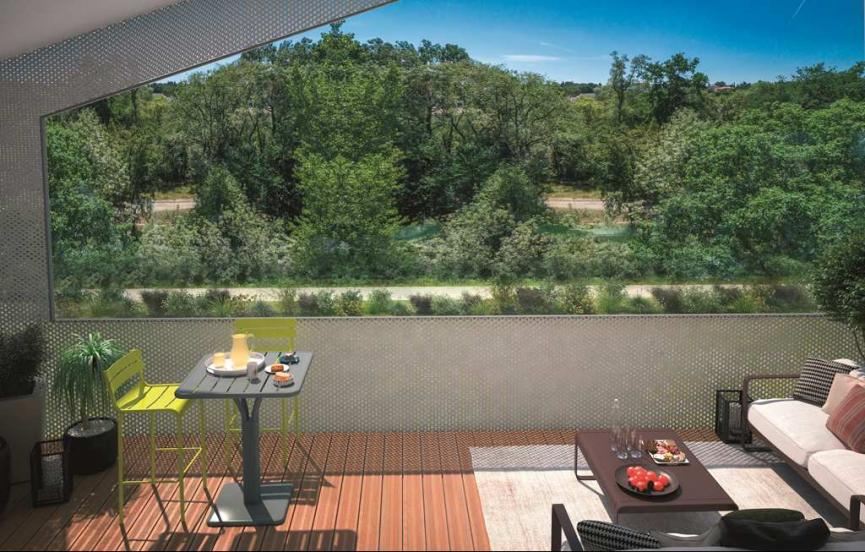 Programme neuf Toulouse Haute Garonne 3113254 Acantys immobilier