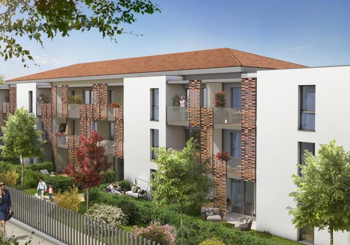 Programme neuf Saint-orens-de-gameville Haute Garonne 3113256 Acantys immobilier
