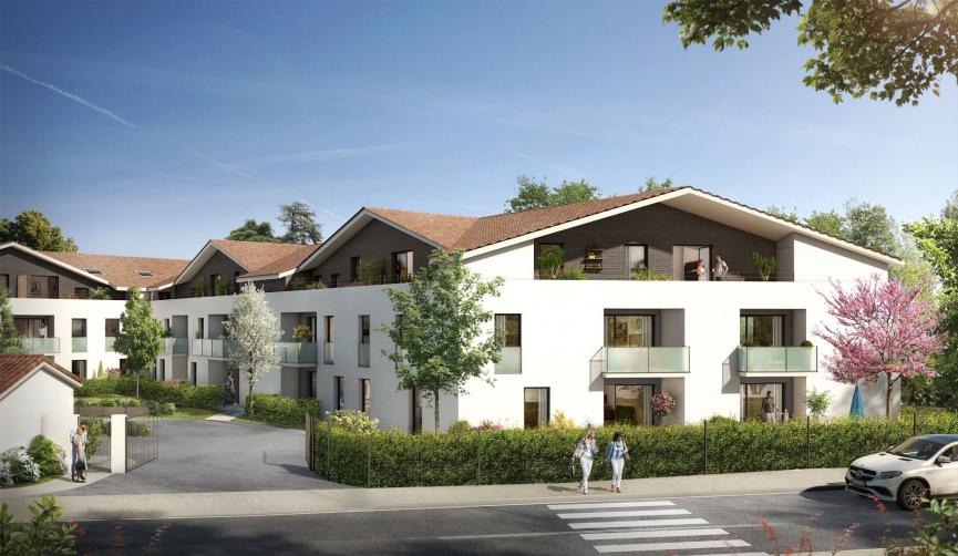 Programme neuf Mondonville Haute Garonne 3113257 Acantys immobilier