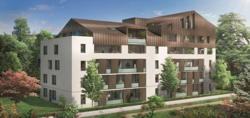Programme neuf Toulouse Haute Garonne 31179101 Immoproj