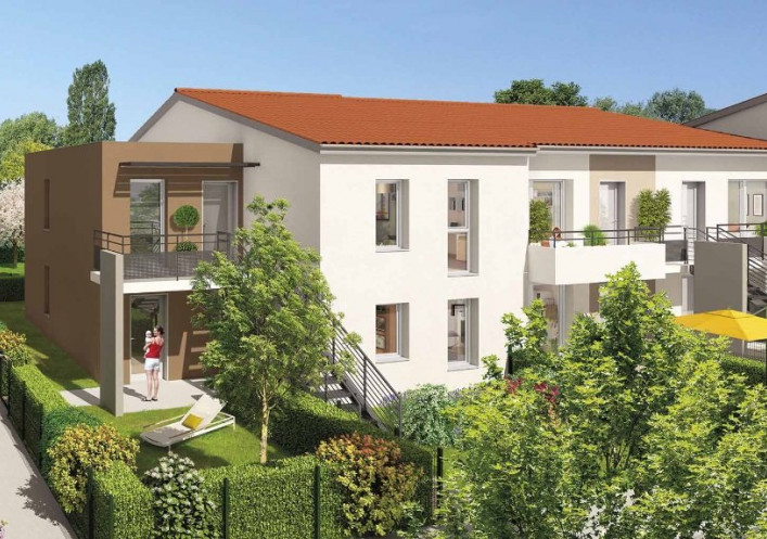 Programme neuf Toulouse Haute Garonne 3117913 Patrimonix