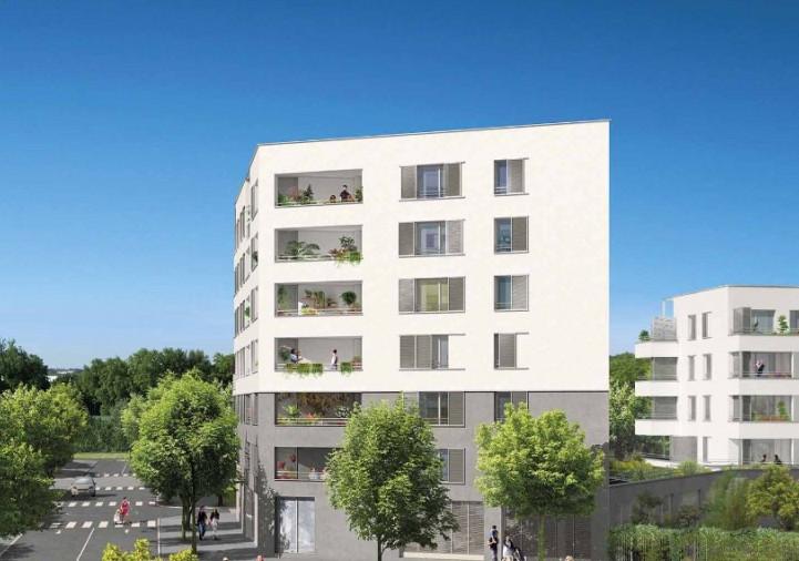Programme neuf Toulouse Haute Garonne 3117916 Patrimonix