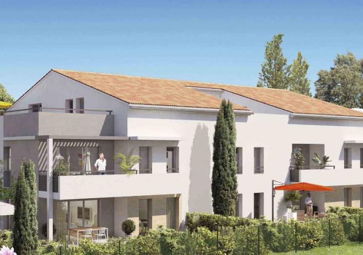 Programme neuf Saint-orens-de-gameville Haute Garonne 3117917 Patrimonix