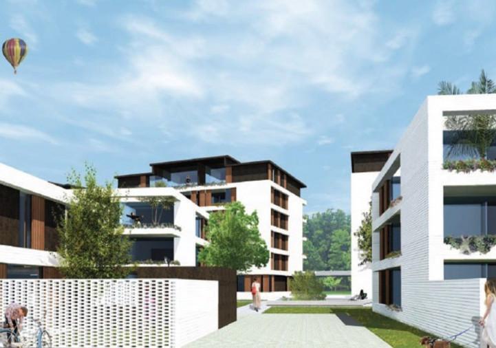 Programme neuf Blagnac Haute Garonne 3117918 Immoproj