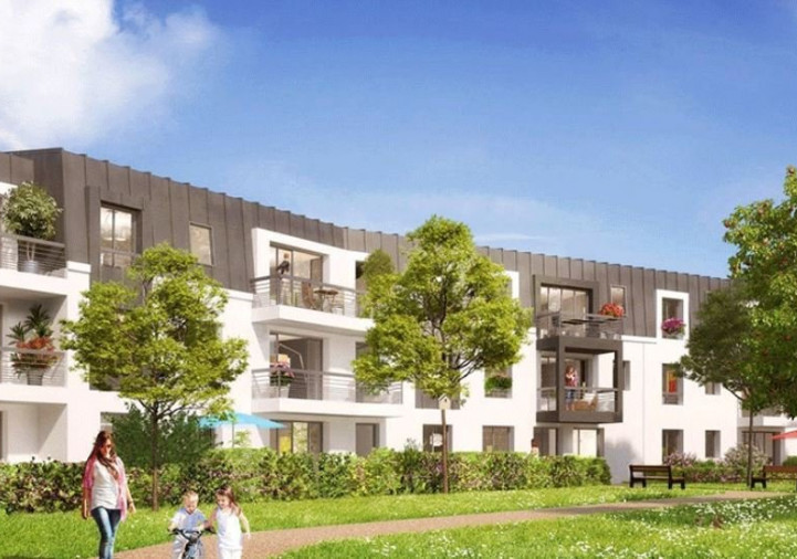 Programme neuf Cesson Seine Et Marne 3117924 Patrimonix